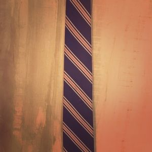 Army green and pink tie